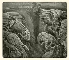 Aide généalogie: 18 août 1915 – « Pertes élevées … » | Rhit Genealogie | Scoop.it