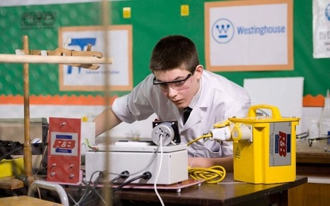 British schoolboy, 13, becomes youngest to build nuclear fusion reactor - Telegraph | Nuclear power | Scoop.it