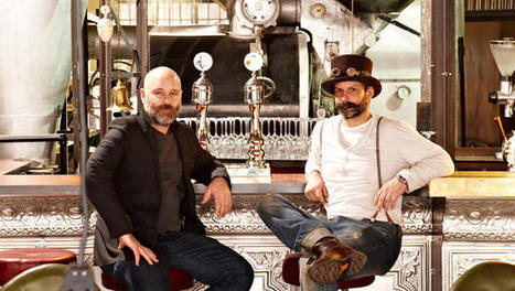 Finally, The Steampunk Coffee Shop You Always Wanted - Co.Design   Just Put Some Gears on It   Scoop.it