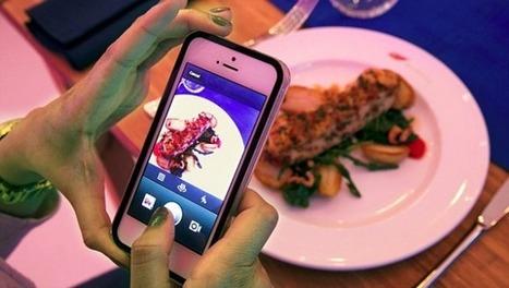 El restaurante efímero en el que se paga con una foto en Instagram | Food And Cook | Scoop.it