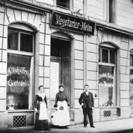 La curiosa historia del primer restaurante vegetariano del mundo | CURIOSIDADES | Scoop.it