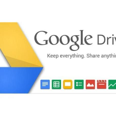 Cinco consejos para mantener Google Drive organizado - Terra Chile | la nube uso de google | Scoop.it