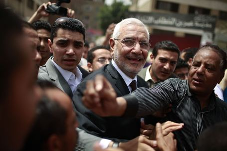 Aboul Fotouh: Civil disobedience should not ruin economy | Égypte-actualités | Scoop.it