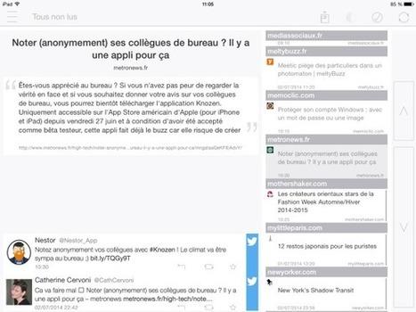OneReader : une appli iOS pour rationaliser votre veille [sur iPad et iPhone] | RSS Circus : veille stratégique, intelligence économique, curation, publication, Web 2.0 | Scoop.it