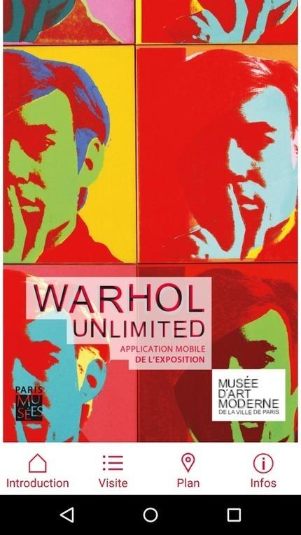 Exposition Warhol Unlimited [application]| GooglePlay | -thécaires... | Avenir des Bibliothèques | Outils de Veille & de Curation | Scoop.it