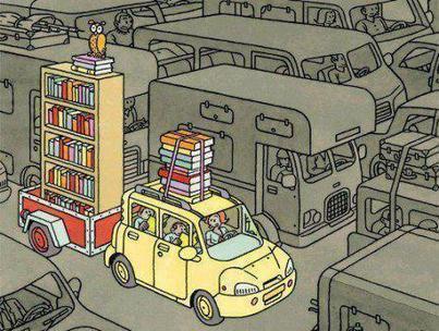 Improbables Librairies, Improbables Bibliothèques | Facebook | Trucs de bibliothécaires | Scoop.it