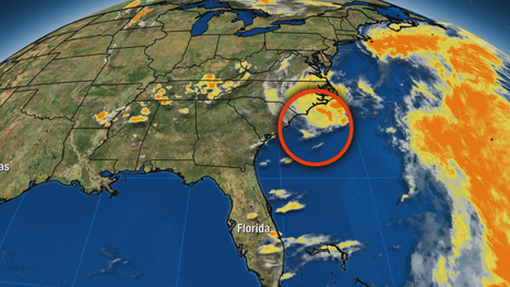 It's that time of year: First tropical storm of the Atlantic hurricane season, Alberto forms off South Carolina coast | The Billy Pulpit | Scoop.it