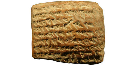 This Babylonian Astronomy Text Changes History | e.cloud | Scoop.it
