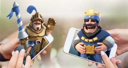 Top Clash Royale Tips for Battle Deck and Free Resources   Blossoms'   Scoop.it