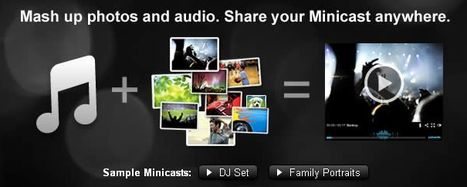 Minicast   Digital Presentations in Education   Scoop.it