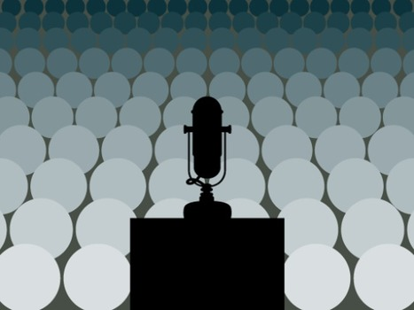 Why Public Speaking Is Good for You & Your Brand | Presentation Tips | Scoop.it