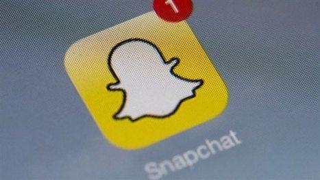 Snapchat à l'école comme outil de communication avec les élèves | ICI.Radio-Canada.ca | TechnoTIC | Scoop.it