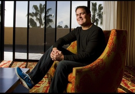 At Age 25 Mark Cuban Learned Lessons About Leadership That Changed His Life | Leadership in Sports | Scoop.it