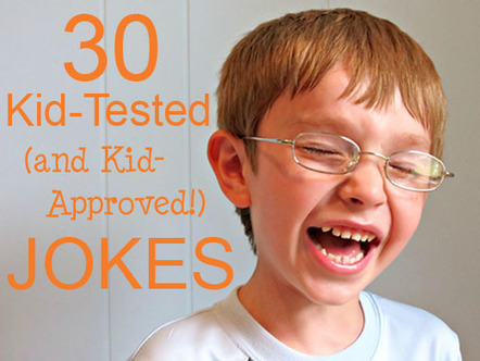 Teach jokes/humor  30 Jokes Your Kids Will Love | Communication and Autism | Scoop.it