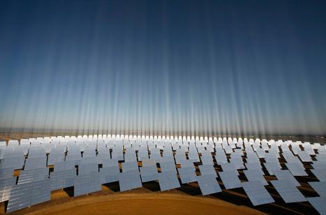Solar Roadways, un projet inédit de route solaire | 694028 | Scoop.it