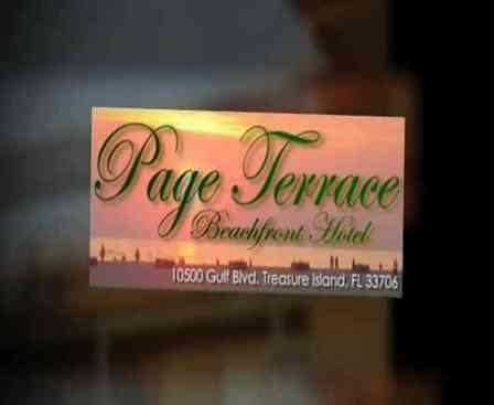 Treasure Island hotel in FL   Page Terrace Beachfront Hotel   Scoop.it