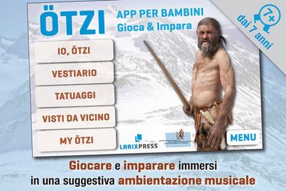 ITALIE : Ötzi, l'app che insegna ai bambini la storia del Neolitico | World Neolithic | Scoop.it