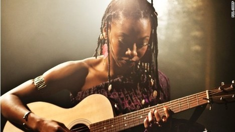 The rise of Fatoumata Diawara, Mali's pop princess | Journeys | Scoop.it