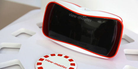 New Virtual Reality Device View-Master Makes People Dizzy | TECH NEWS, MOBILE APPS - GAMES, Virtual Reality, Unity3D | Scoop.it