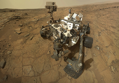 Mars lakebed shows life supporting conditions, exciting scientists - San Jose Mercury News | CLOVER ENTERPRISES ''THE ENTERTAINMENT OF CHOICE'' | Scoop.it