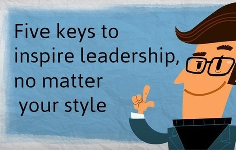 5 Things Great Leaders Do Every Day | sales it | Scoop.it