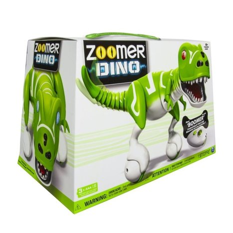 Zoomer Dino Boomer Review - The Interactive Robotic Dinosaur Pet Toy For Kids | Kid-FreeLiving.Com Kids Toys and Games | What's Interesting and Trending Around The Web, United States and The World | Scoop.it