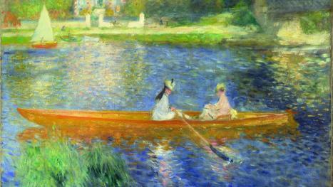 Eblouissants reflets : 100 chefs-d'oeuvre impressionnistes à Rouen | Impressionnisme | Scoop.it