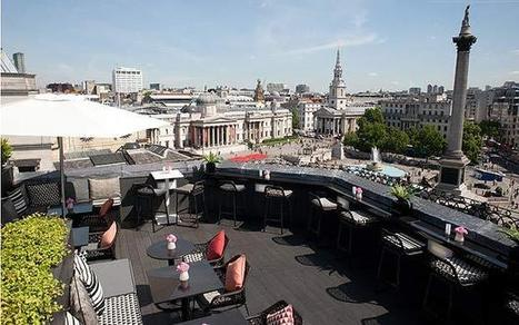 London bars: top five London rooftop bars - Telegraph | Todo Londres | Scoop.it
