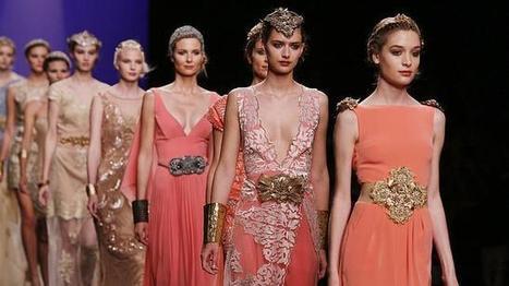 Matilde Cano muestra su nueva colección basada en Boticelli | Pasarela de Moda | Scoop.it