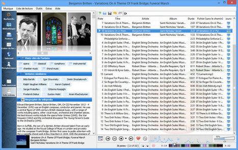Clementine - un lecteur de musique multiplateforme | Geeks | Scoop.it