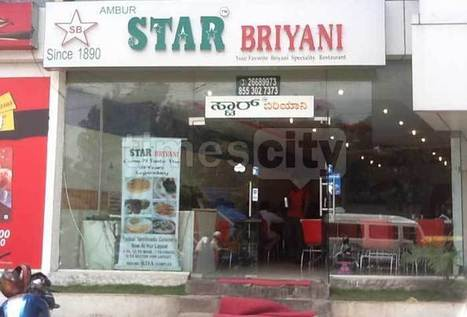 Star Biriyani of Ambur – The Authentic Flavour | Online Bus Tickets Services | Scoop.it