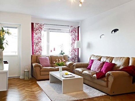 Great Ideas for Small Living Spaces, You Can Apply | Home Design | Home Design | Scoop.it
