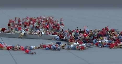People Masher - Amazing Animation | DailyVideosTV | Scoop.it