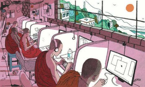 Hack Tibet - Welcome to Dharamsala, ground zero in the People's Republic of China's cyberwar   Paraiso de maldad   Scoop.it