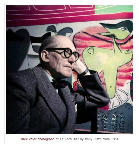 Modern architecture's GREATEST protagonist : Corbu's corpus | The Architecture of the City | Scoop.it