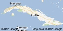 map of country | Cuba, Constance Childers | Scoop.it