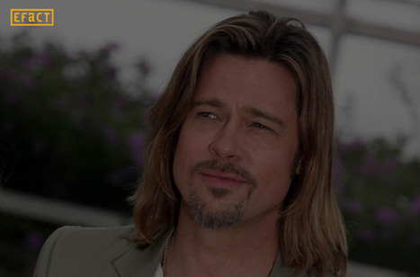 18 Fun Facts about Brad Pitt   EFACT   Scoop.it