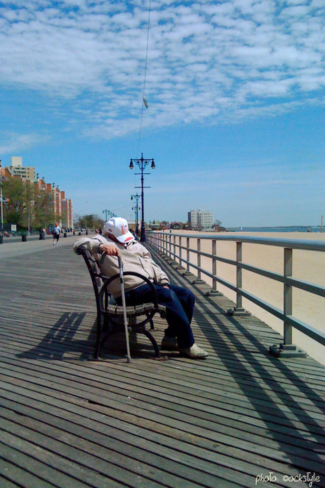 Brighton 6th St., Brooklyn, NY, By the beach…   @FoodMeditations Time   Scoop.it