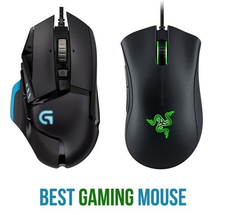 10 Best Gaming Mouse 2016 for Everyday Use   Wiknix   Scoop.it