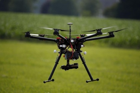 Bientôt des drones de surveillance pour la préfecture de police | Drone | Scoop.it