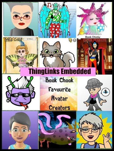The Book Chook: Fun with Avatars | Image Generators | Scoop.it