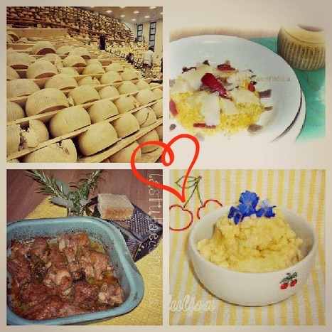 Cook with Parmigiano, Help Emilia Romagna | The Authentic Food & Wine Experience | Scoop.it