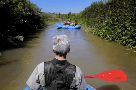 """How California is turning drainage canals back to rivers - Los Angeles Times (""""beyond flood control"""")   Water Stewardship   Scoop.it"""