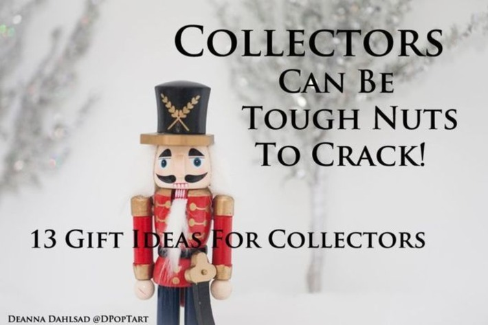 13 Gift Ideas For Collectors | Antiques & Vintage Collectibles | Scoop.it