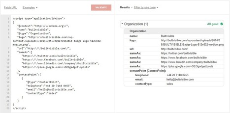 How To Implement JSON-LD in Wordpress | Online Marketing Resources | Scoop.it