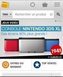 les Formats Possibles pour Votre M-Commerce | WebZine E-Commerce &  E-Marketing - Alexandre Kuhn | Scoop.it