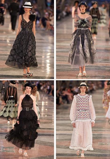 Chanel à la Havane - Fashion Spider - Fashion Spider – Mode, Haute Couture, Fashion Week & Night Show | fashion-spider sur Scoop.it! | Scoop.it