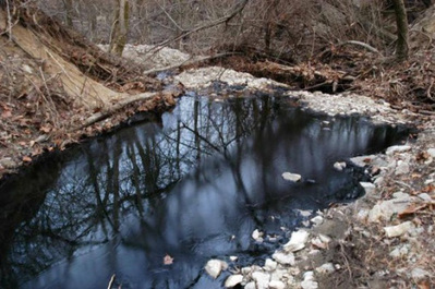 Pipeline bursts, makes a big mess in Ohio nature preserve   Nature Animals humankind   Scoop.it