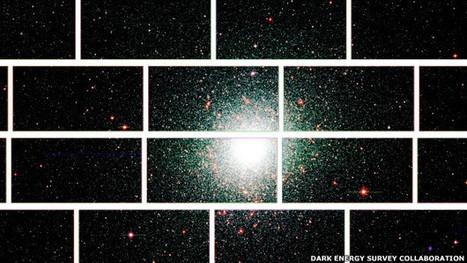 La cámara digital más potente, tras los misterios del Universo | De variado interés general | Scoop.it