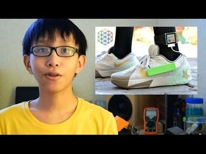 Generating Electricity By Walking - Google Science Fair 2014 - YouTube | Digital | Scoop.it